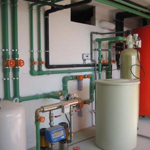 Rocanafer instalaci n y mantenimiento calefacci n en for Grupo de presion de agua para edificios
