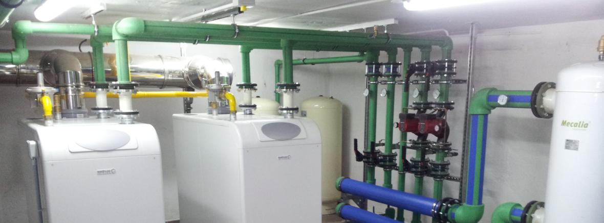 Rocanafer instaladores calefacci n central en zamora - Calefaccion central electrica ...